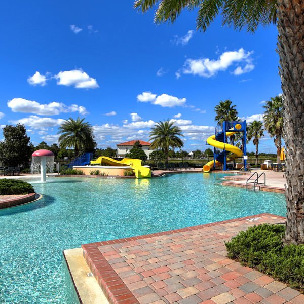 Providence Golf Resort Swimming Pool