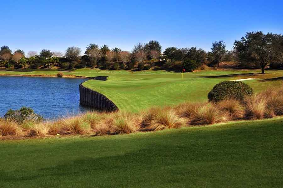 Jack Nicklaus – Tradition Course