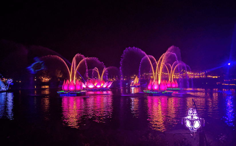 By elisfkc from Orlando, FL, United States (Rivers of Light - Soft Opening - February 12, 2017) [CC BY-SA 2.0 (https://creativecommons.org/licenses/by-sa/2.0)], via Wikimedia Commons