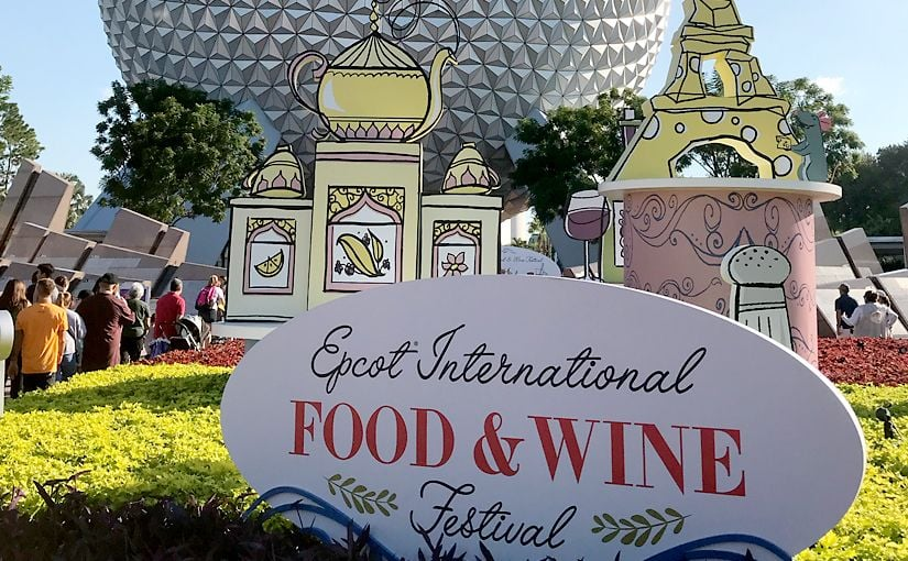 2019 Epcot International Food And Wine Festival In Orlando