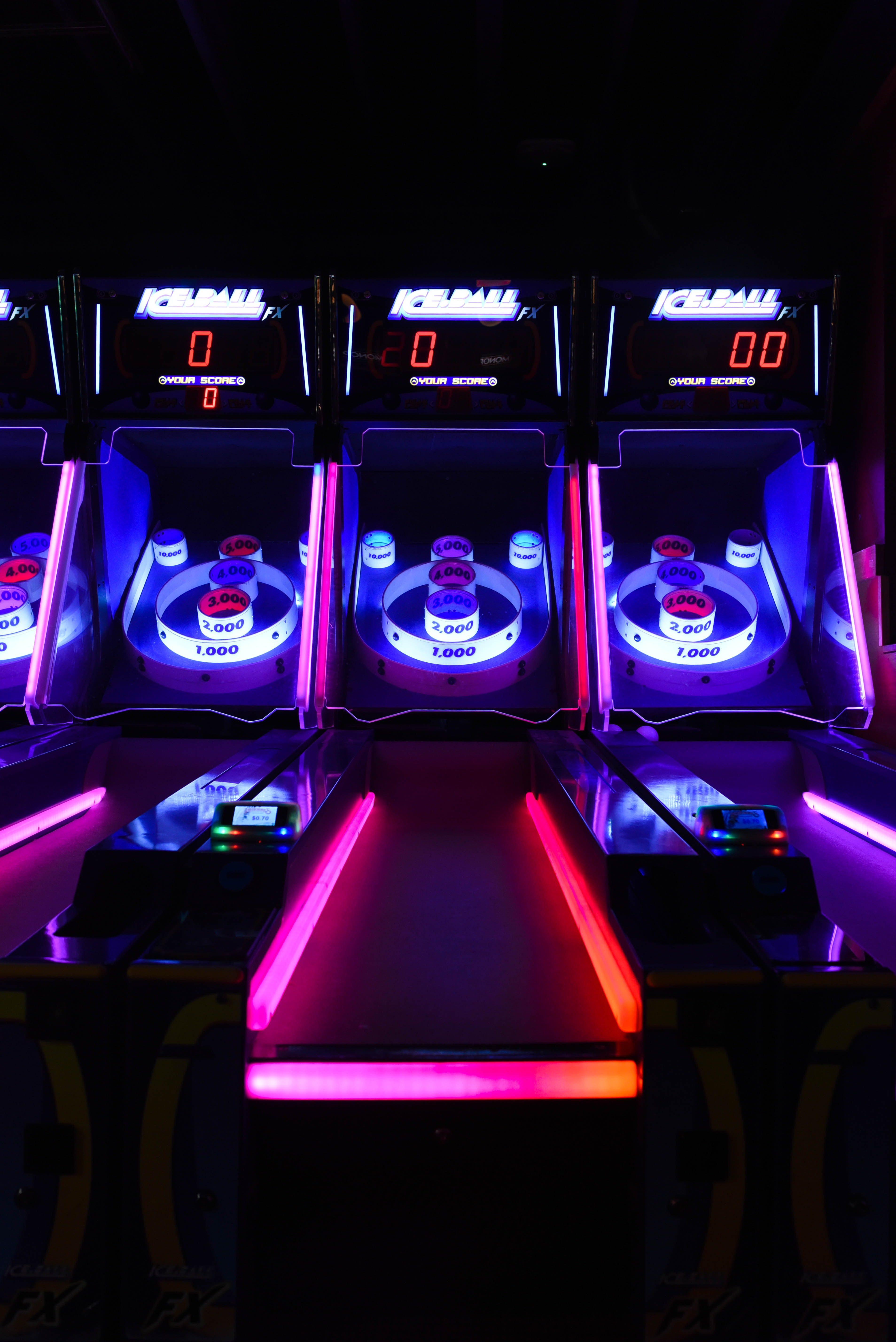 Arcades in Orlando