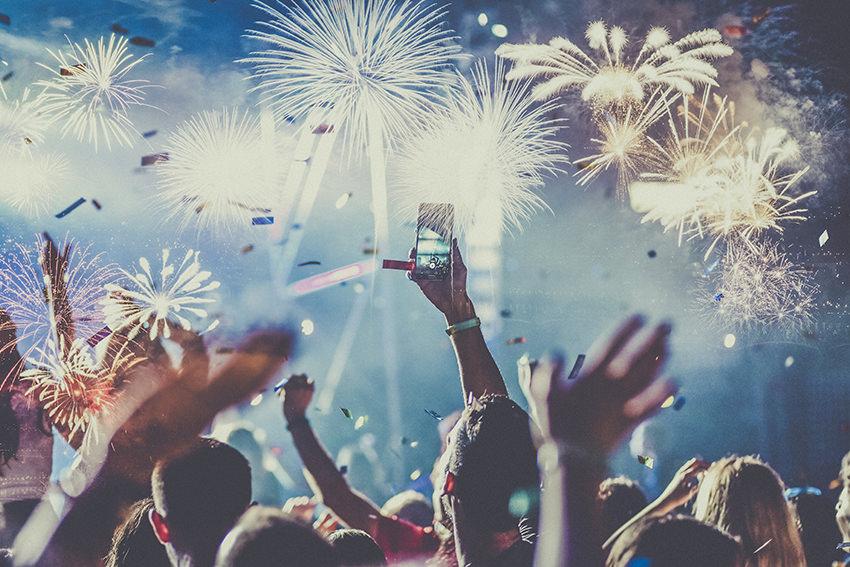 Orlando New Year's Celebration