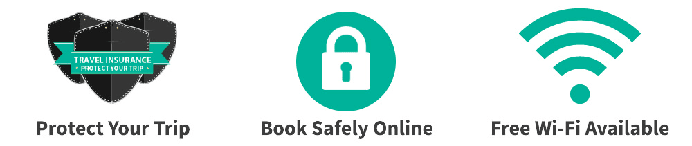 secure booking